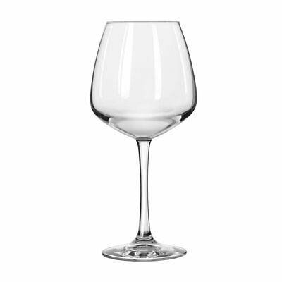 Libbey 7515 Vina 18.25 Ounce Diamond Balloon Glass - 12 / CS