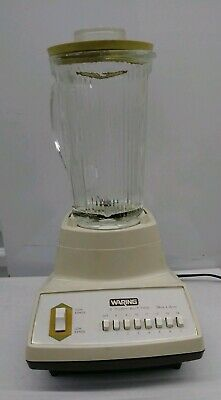 Vintage WARING MID CENTURY MODERN 8 Speed Blender Nova 1 Space Age Atomic