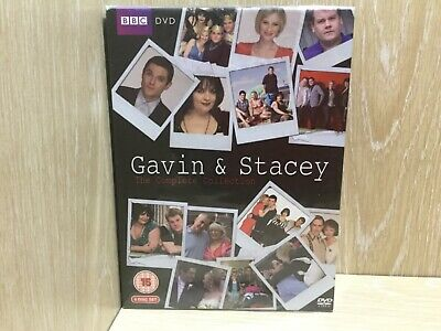 Gavin and Stacey The Complete Collection DVD New & Sealed BBC Comedy