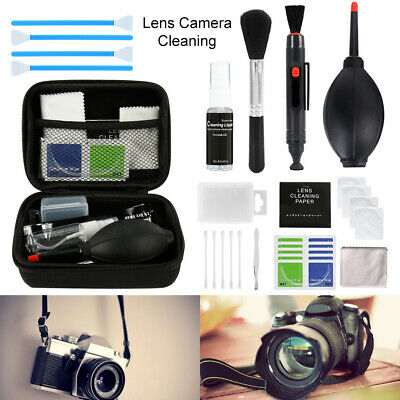 Digital Camera Lens Cleaner DSLR Kit Professional For Canon Nikon Sony Panasonic