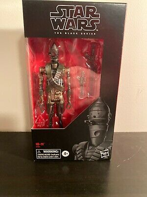 """IN STOCK STAR WARS 6"""" inch Black Series The Mandalorian IG-11 action figure"""