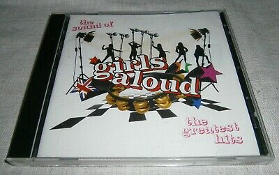 Girls Aloud - The Sound Of Girls Aloud The Greatest Hits - Cd Album - 2006