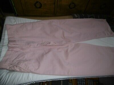 Girls Polo Ralph Lauren Pale Pink Trousers 5 Years
