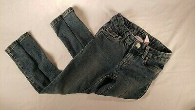 SONOMA girls jeans youth size 5 Skinny Fit pre-owned