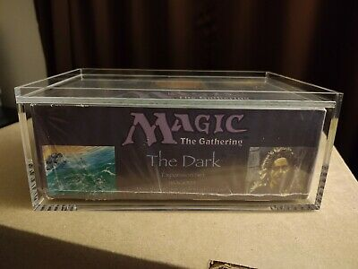 Magic: the Gathering Factory Sealed Booster Box The Dark Expansion 1993 MTG WOTC