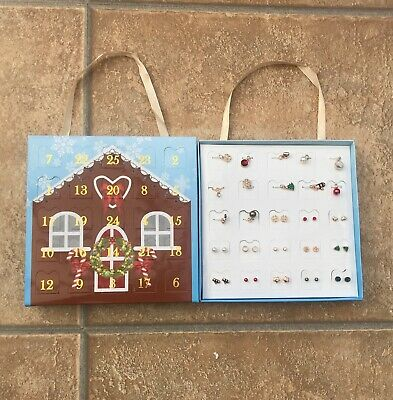 Avon Christmas Fashion Jewellery Advent Calender Girls Ladies Women Xmas Gift