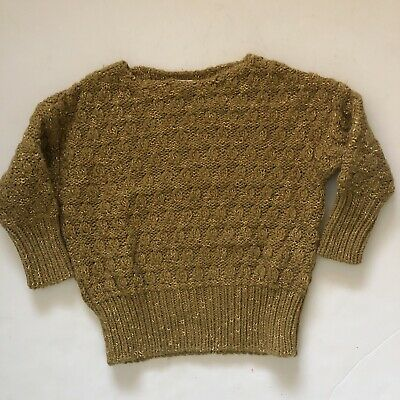 Bobo Choses Children's Knit Jumper Size 4/5