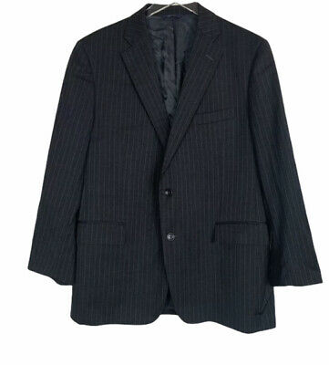 Brooks Brothers Regent Wool Grey Blazer