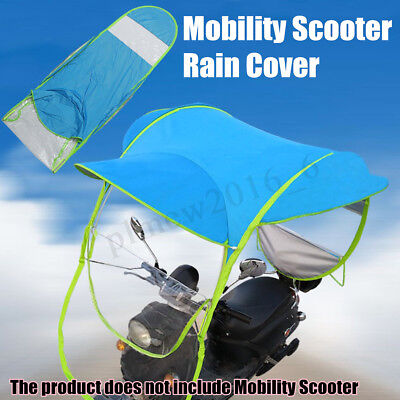 80CM Mobility Scooter Sun & Shade Rain Cover Universal Car Motor Scooter