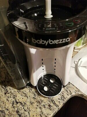 Baby Brezza Formula Pro One Step Food Maker Hassle Preparation FRP0045