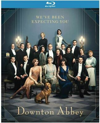Downtown Abbey The Movie(2019) BLU-RAY Only PRE-ORDER 12-17-19