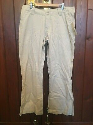 Vintage Rip Curl Girl Beige/Cream Jeans Size 12 Brand New Old Rrp Was $ 59.95