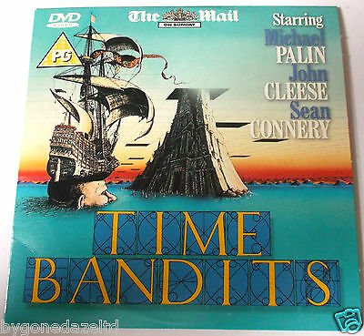 Time Bandits - Palin,Cleese/Connery Promo Dvd (Free Uk Post)