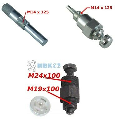 Mallette Outil Mobylette Mbk Speedfight Pige Calage Bloc Piston Arrache Volant