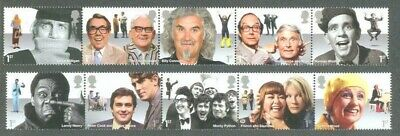 Great Britain-Comedy Greats 2015 set mnh