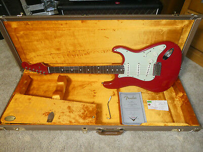 Fender Custom Shop 1960 Relic® Stratocaster® with Matching Painted Headstock