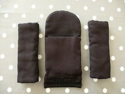 Wooly FOOTMUFFS to Fit Silver Cross Wave Pushchairs
