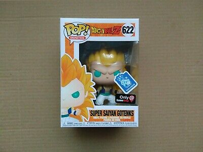 Funko Pop Super Saiyan Gotenks