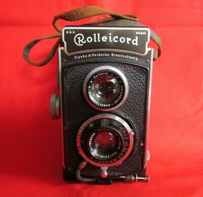 Rolleicord Ia Model 2 - Model K3 - 530 TLR Camera & Accessories