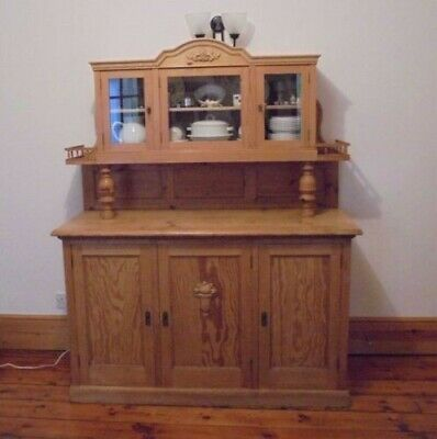 Any sensible offer considered - Beautiful dresser in stripped pine