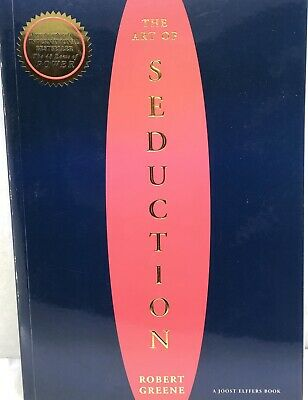 The Art of Seduction by Robert Greene (English) Paperback Book.