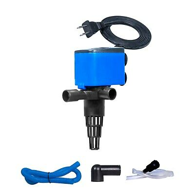 800 L/H Oxygen Powerhead Submersible Pump Aquarium Fish Tank Undergravel Filter