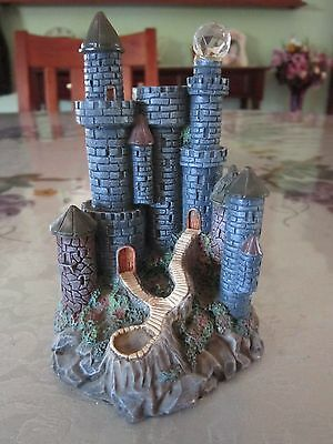 Ceramic Castle Ornament - As new condition - 11.5cm high - Price reduction