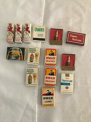 14 Vintage Matches - Collectable