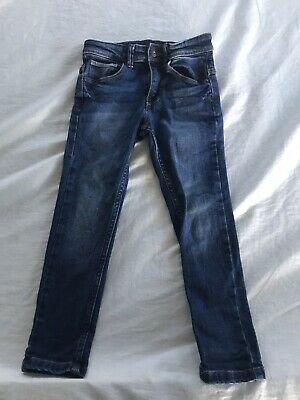 Boys Jeans Size 5 Excellent Condition Adjustable Waist Band