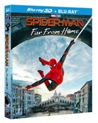 Spider-Man - Far from Home (Blu-Ray 3D + Blu-Ray Disc)