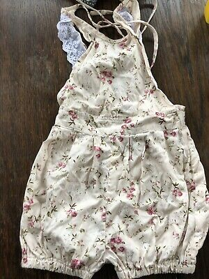 Pour Bebe by Couture Kids Playsuit Size 4 Worn Once