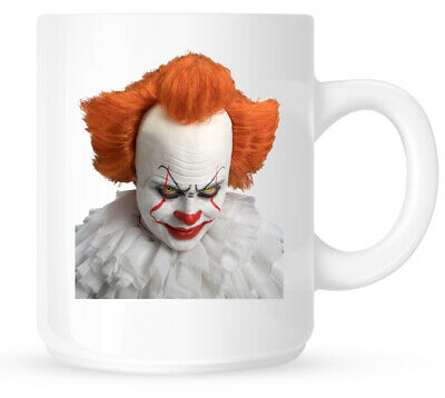 Pennywise I.T Personalised Mugs Christmas Gifts Present Scary Clown Secret Santa