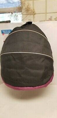 Graco Snugride Click Connect 35 Canopy Hood Visor Shade Replacement Purple Gray