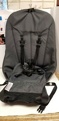 Bugaboo Cameleon 7120 /2011 Gray Stroller Cover Cushion & Belts Replacement