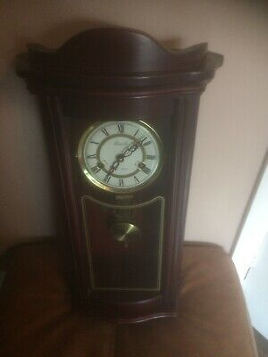 Lincoln 31 Days  Wall Clock Striking  Key And  Pendulum Spares/Repair