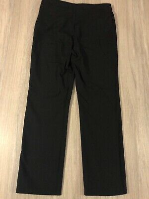 Girls Age 9-10 Black School Trousers Asda George Uniform