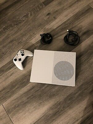 Microsoft Xbox One s 1tb console. Used For TV Only. Free Sims 4 game Included.
