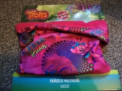 DreamWorks Trolls Childrens Snood One Size