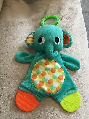 Bright Starts Teething Elephant Toy