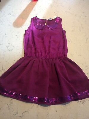 Next Girls Dress Age 9 Years Brand New With Tags On