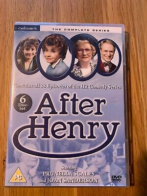 After Henry - The Complete Series (DVD, 2009, 6-Disc Set)