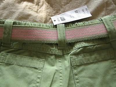 Dunnes of Ireland RRP€14 GIRLS Trousers Cargo Pants  AGE 5 BRAND NEW WITH TAGS