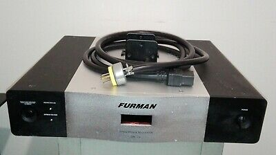 Furman SPR-20i Stable Power Regulator Line conditioner Surge protector