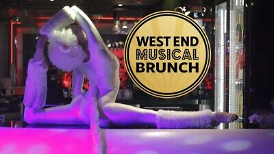2 x Discounted tickets for sold out West End Musical brunch I now can't go to 😭
