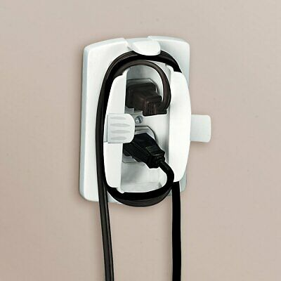Safety 1st Outlet Plug & Adapter Cover w/ Cord Shortener Baby Proofing Security