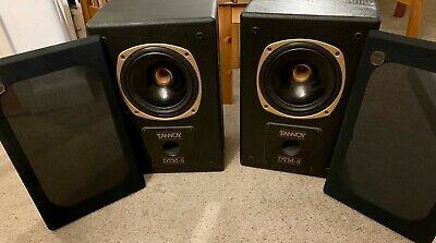 Tannoy DTM-8 Dual Concentric speakers