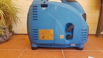 generators gentrax brand 3.5 KW had 2 hours runtime only as new