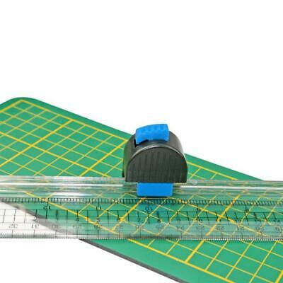 Birch Ruler and Cutter 25 cm and 35 cm