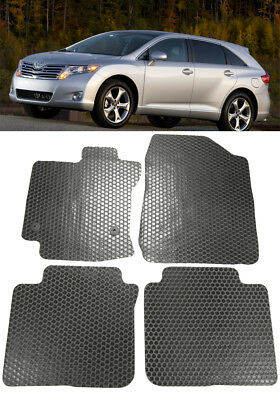 Puremats 2009-2016 Clear Custom Fit For Toyota Venza Heavy Duty Cargo Mat