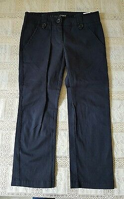 DKNY cropped trousers in age 10